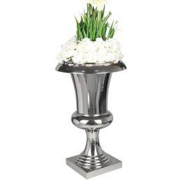 Square Base Flower Vase Medium