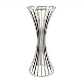 Silver Classical Vase Medium
