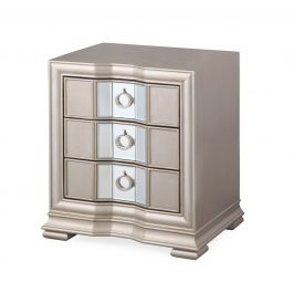 Antara 3 Drawer Bedside