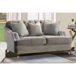 Avana Silver Sofa Range