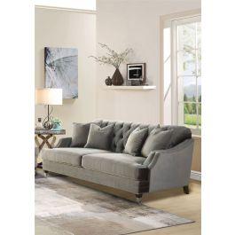 Avana Latte Sofa Range-4 Seater