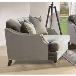 Avana Silver Sofa Range -1.5 Seater