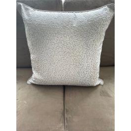 Cece Silver Large Cushion