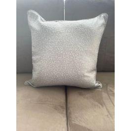 Cece Silver Small Cushion