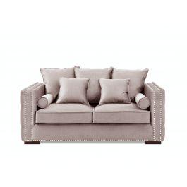 Valentia Pink Sofa-2 Seater