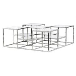 Toronto Glass Multi Coffee Table