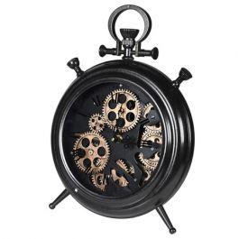 Gears Mantle Clock