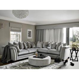 Lux Sofa Range -Footstool