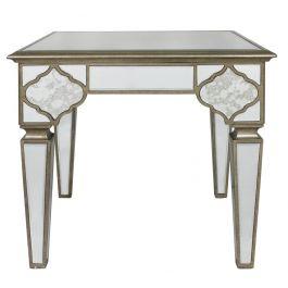 Medina Mirror End Table