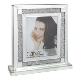 Bellagio Mirror Box Photo Frame 8in X 10in