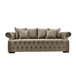 Sienna Mink Sofa Range-4 Seater