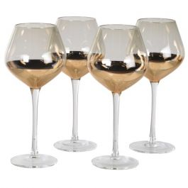 Smoky Water Glasses Set