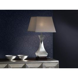 The Kali Silver Table Lamp