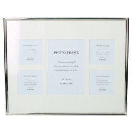 Five Silver Photo Frame