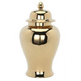 Small Gold Jar
