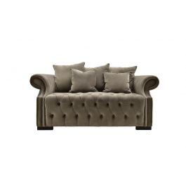 Sienna Two Seater Sofa Mink