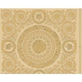 Versace Wallpaper Baroque Gold