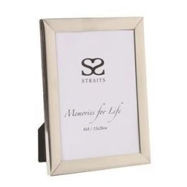 Silver Etched Photoframe 6x8