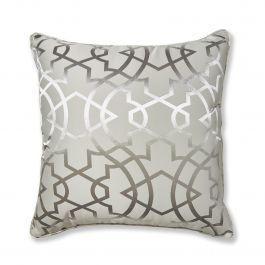 Sydney Silver Cushion Large