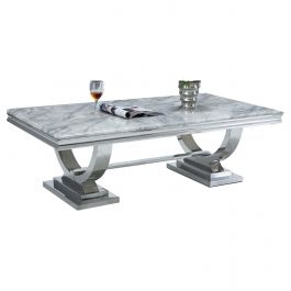 Alma Coffee Table Grey