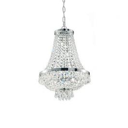 The Pasha Chrome Hanging Light