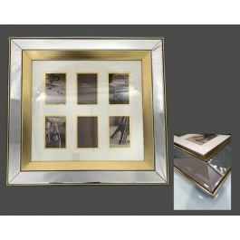 6 Picture Photo Frame