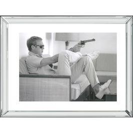 Steve Mcqueen Take Aim Wall Art 86 x 66cm