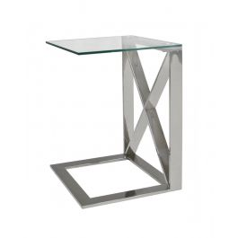 Zenith Stainless Sofa Table
