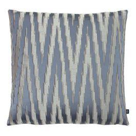 Fenix Printed Cushion Sky/Steel