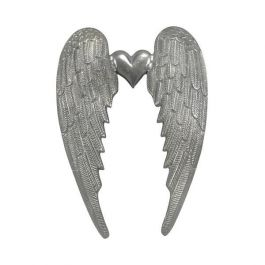 Heart Angel Wing Wall Hanging Small