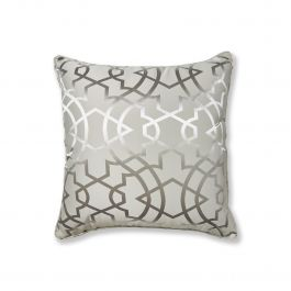 Sydney Silver Cushion Medium