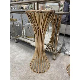 Gold Classical Vase Medium