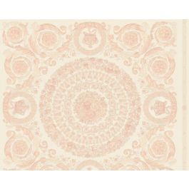 Versace Wallpaper Baroque Pink
