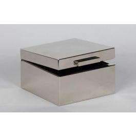Stainless Steel Trinket Box