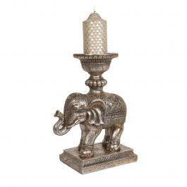 Elephant Candle Holder 31cm