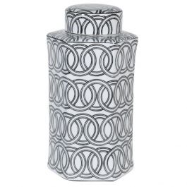 Rings Hexagon Jar
