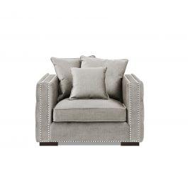Valentia One Seater Sofa Mink