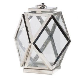 Hexagon Nickel Lantern