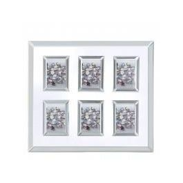 Glitz And Mirror x6 Picture Frame 4inx6in