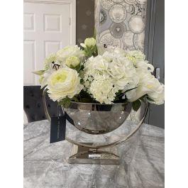 Round Trophy Vase