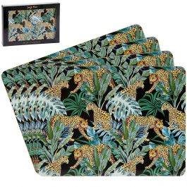 Jungle Fever Placemats Set Of 4