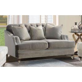 AVANA - 2 Seater Sofa Mink