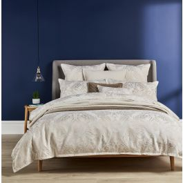 Fairfield Oyster Double Duvet Set