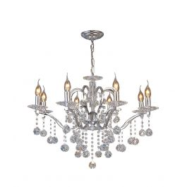 The Gisella 8 Light Chandelier