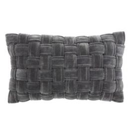 Kross Charcoal Cushion