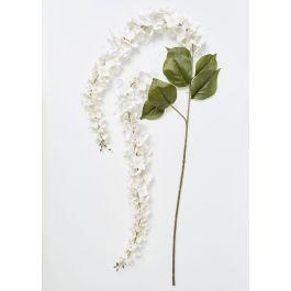 Hydrangea Spray  - White