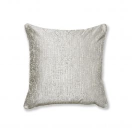Lola Silver Cushion Medium