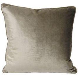 Luxe Mink Velvet Cushion