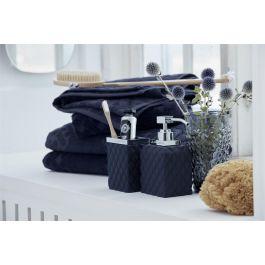 Navy Toiletry Set Of 3