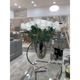 Silver Trophy Vase Small